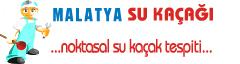 Malatya Su Kaçağı Tespiti